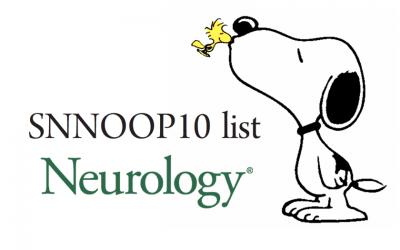 O que o Snoopy tem a ver com a neurologia?