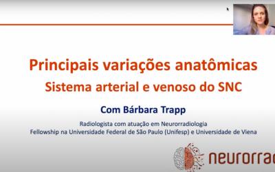 Variações anatômicas arteriais e venosas do SNC